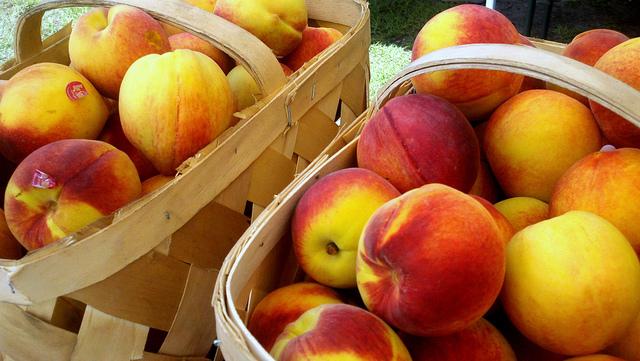 Peach forecast looks good for South Carolina