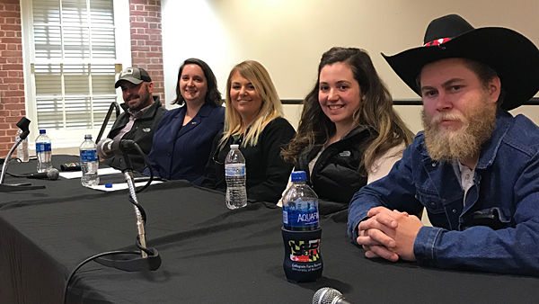 College FB chapter hosts 'Ask-A-Farmer' at UMD | Morning Ag