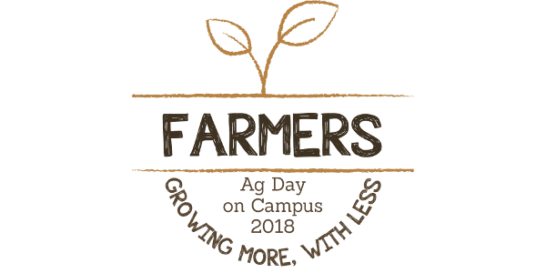 The event will take place Wednesday, April 18, from 9 a.m. to 2 p.m. on Library Mall to help educate students on the importance of agriculture. (Courtesy of UW-Madison Collegiate Farm Bureau)