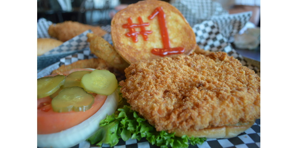 There are many Iowa restaurants that serve great breaded pork tenderloin sandwiches and the Iowa Pork Producers Association is ready to launch the search for the state's best. (Courtesy of IPPA)