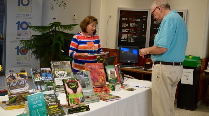 Registration opens July 1st for 17th Guilford County Gardening Gala, Seminar