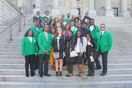 4-H calls on alumni to 'Raise Your Hand' to support kids