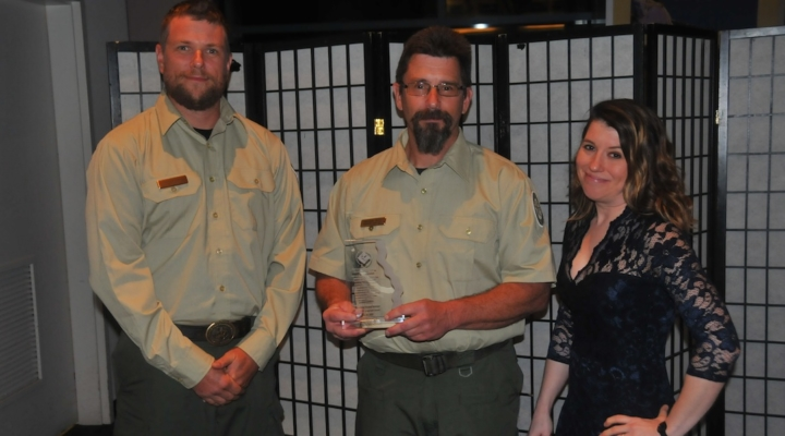 Texas A&M Forest Service earns conservation award