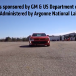 Following a series of judged events May 10-22, a winner will be crowned for EcoCAR 3, one of the nation's premier Advanced Vehicle Technology Competitions. (Screenshot from video)