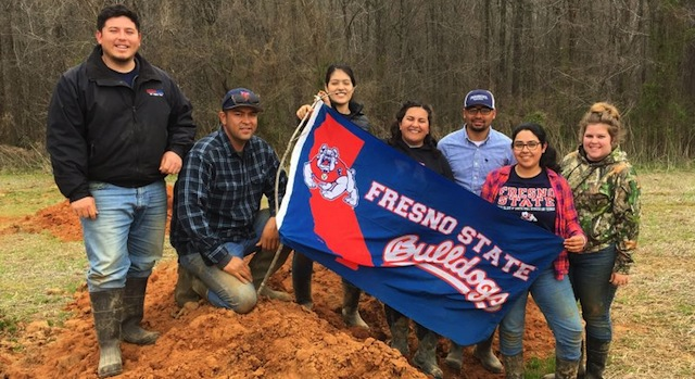 Fresno State soil judging team heads to nationals