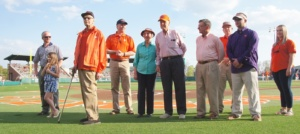 Former Clemson Extension agents honored for public service careers
