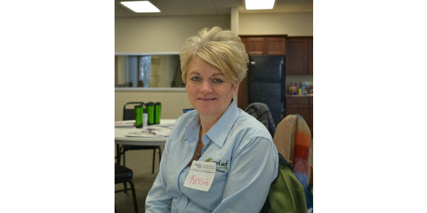 Enhancing her leadership and communication skills was the reason Kristi Leisinger, Crooks, took the time away from her healthcare business, Copperleaf Consulting Group. (Courtesy of SDFU)