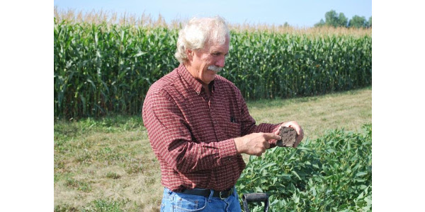S.D. Soybean on-farm research website