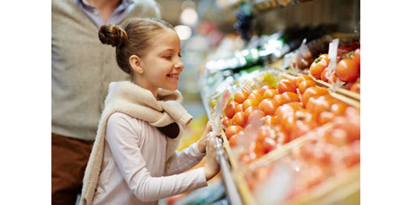 The Farmers' Market Matching Grant program provides funds to help increase buyer traffic at markets across the state. (Courtesy of Missouri Department of Agriculture)
