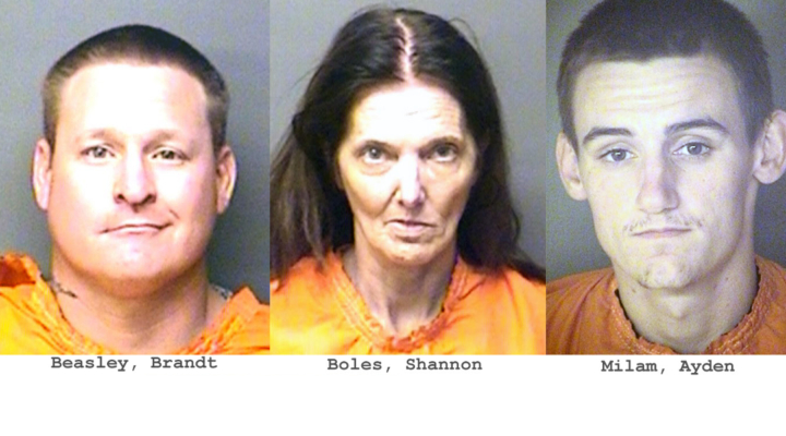 Three indicted for Clay Co. cattle theft