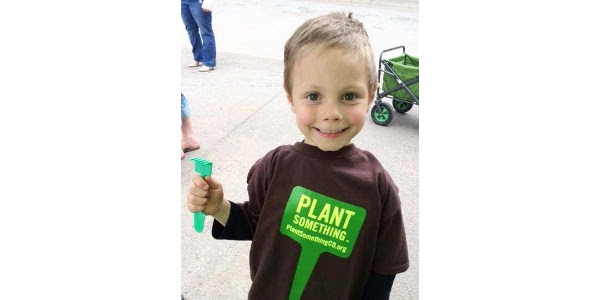 The 2018 Plant Something Colorado campaign has expanded to include partnerships with the Denver Botanic Gardens and several other public gardens. (Courtesy of CNGA)