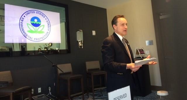 EPA's Pete Lopez keynotes Cornell conference