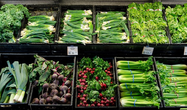 Support for incentivizing produce under SNAP