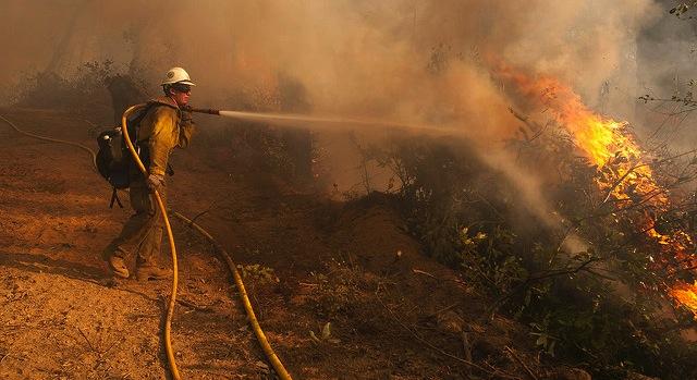 OKC West hosts Special Fire Relief Benefit Auction
