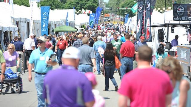 Pork Checkoff sponsors events at World Pork Expo