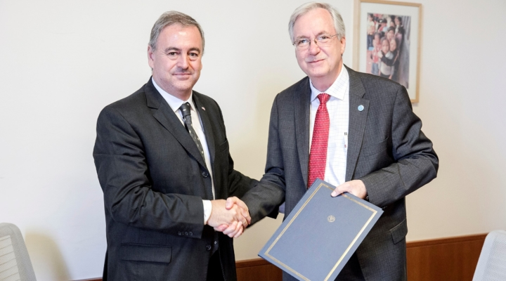 FAO and ICA sign new partnership