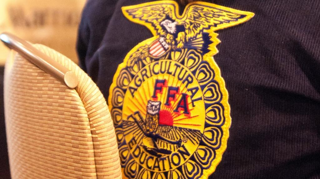 National FFA organization names VIP recipients