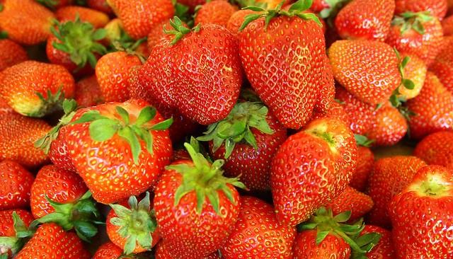 Enhancing pest management in strawberries