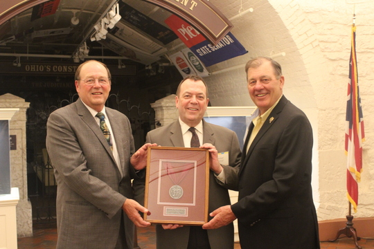 Ohio Ag Dep't director honors top wines