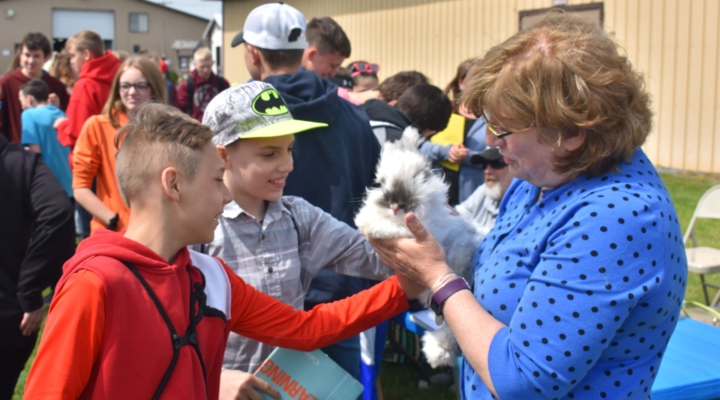 Students introduced to a variety of ag careers