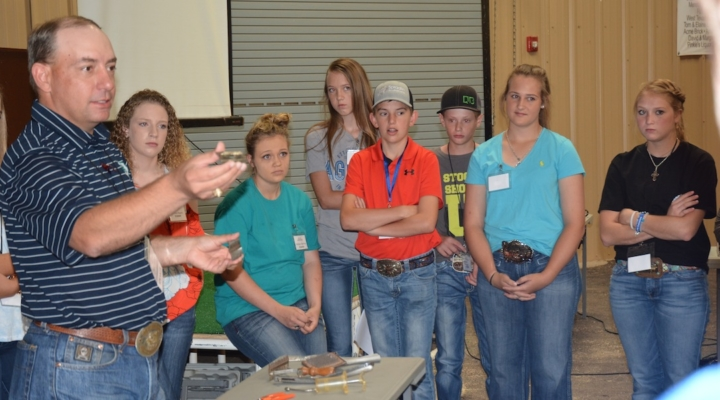 Youths gear up for Texas Sheep & Goat Expo