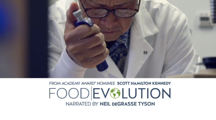 Food Evolution screening and discussion