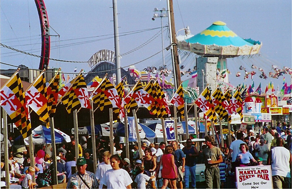100-day countdown to 137th Maryland State Fair