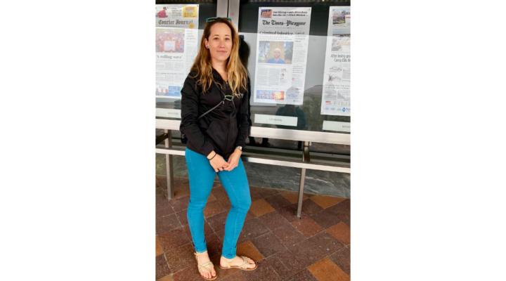 UF student receives prestigious media fellowship