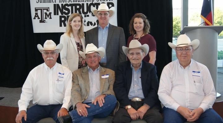 Texas A&M Horsemanship Schools enter 46th year