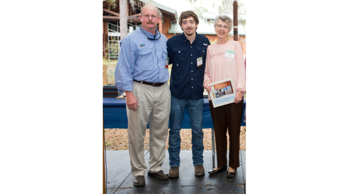 UF/IFAS student earns Roland T. Stern Scholarship