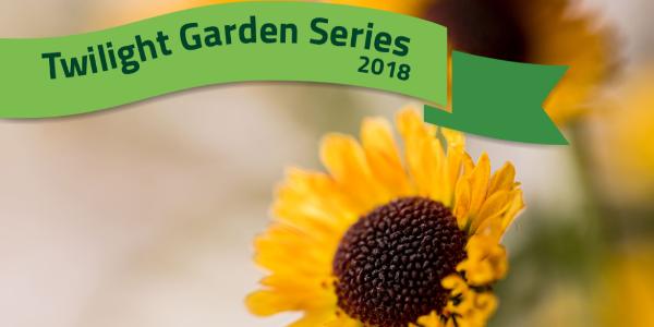Twilight Garden Series offers 3 summer programs
