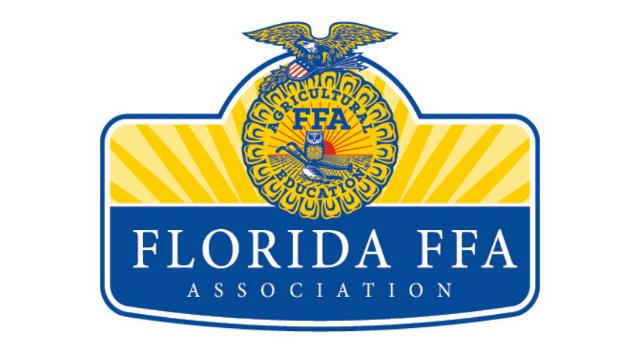 2018 Fla. FFA Blue & Gold Award Recipients