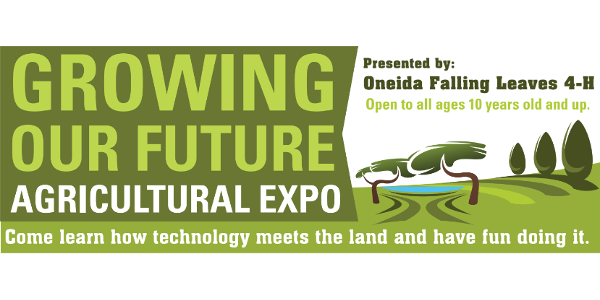 Growing Our Future Agricultural Expo June 9