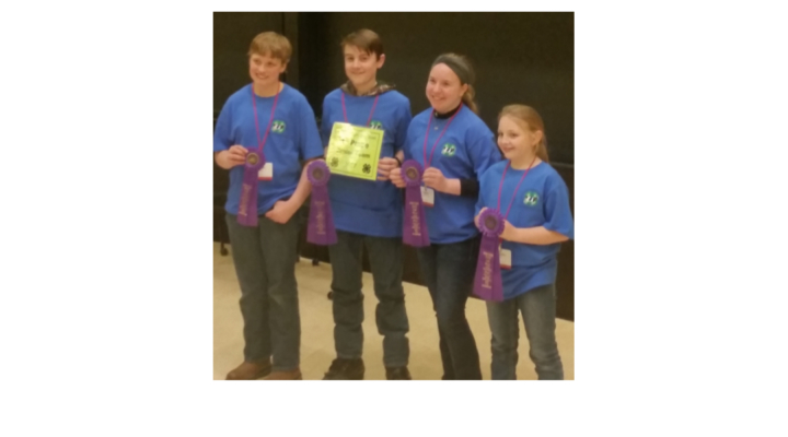 Columbia, Greene 4-H excels at dairy competition