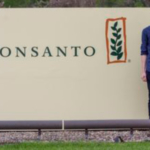 Southeast Missouri State University alumnus Cody Wilson continues to grow his knowledge as a greenhouse technician with the Biotechnology Controlled Environment team at Monsanto. (Courtesy of Southeast Missouri State University)