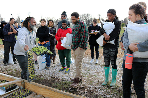 Next Future Harvest urban farming class is May 15