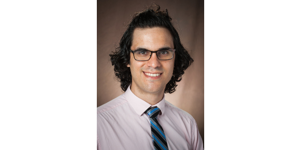 James Caton, assistant professor, NDSU Agribusiness and Applied Economics Department. (NDSU photo)