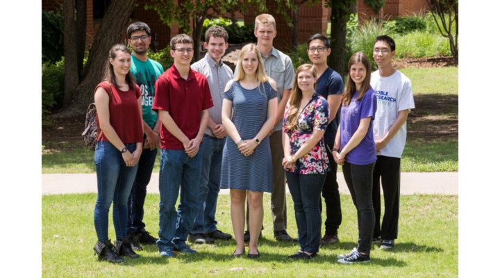 Scholars join Noble Research Institute for summer