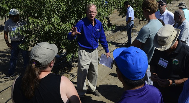 Fresno State part of $5M irrigation grant