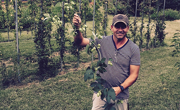 Future Harvest hosting hops farm field day June 6
