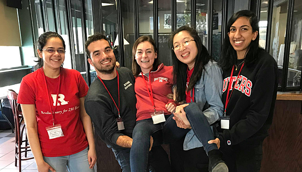 Rutgers food students place third in College Bowl