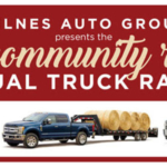 The grand prize for one lucky winner is a new 2018 3/4 ton diesel, 4 door, 4x4, short box truck. (Courtesy of Michigan Farm Bureau)