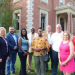 The Missouri Grown program featured more than 23 different products at the Missouri Governor's Mansion last week as Gov. Eric Greitens honored 38 Missouri state employees for their outstanding service. (Courtesy of Missouri Department of Agriculture)