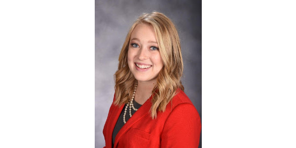 Wisconsin Holstein Association is pleased to announce Emma Olstad of Stoughton, Wis. as the 2018 Communications Intern. (Courtesy of Wisconsin Holstein)