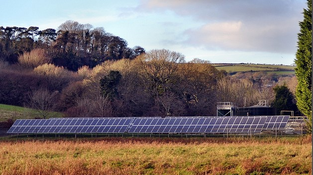 USDA supports solar projects in Maine