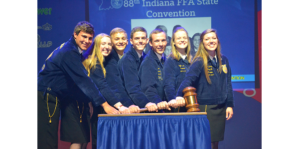 0f670cd0 Indiana FFA announces state officer candidates | Morning Ag Clips