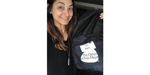 So a Jewish dietitian walks into a pig farm…