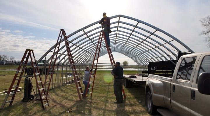 High Tunnel Workshops in 6 locations across ND