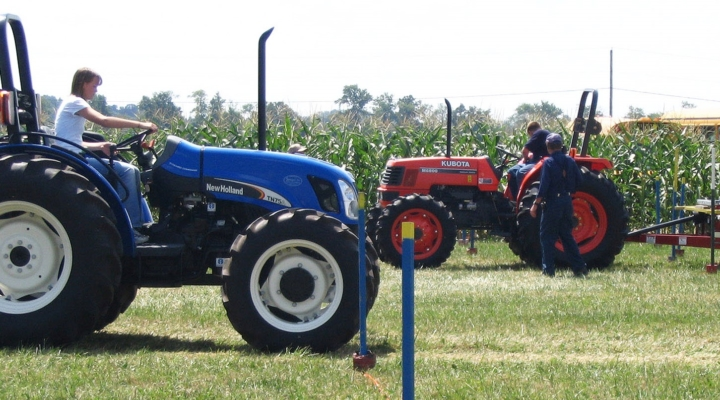 Pre-register for FFA welding, tractor contests