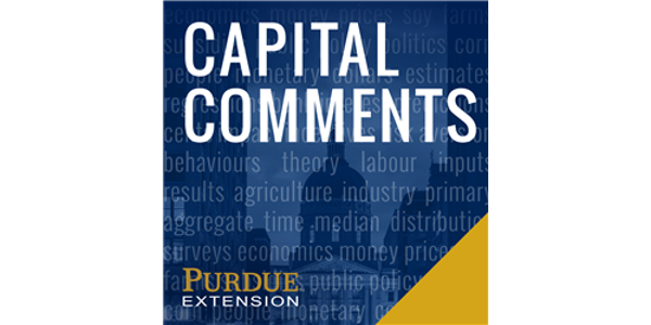 """The LIT reform took the old taxes and combined them into one rate with some """"buckets"""" for revenue to be used for different purposes.(Courtesy of Purdue)"""